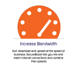 secureBosst  Increase bandwidth image