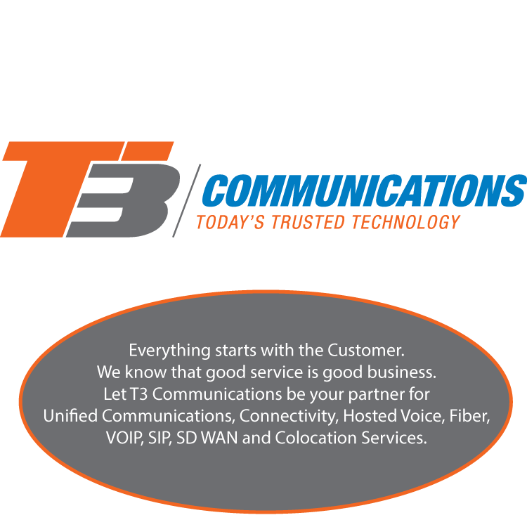 T3 Communications For Unified Communications Hosted Pbx Fiber